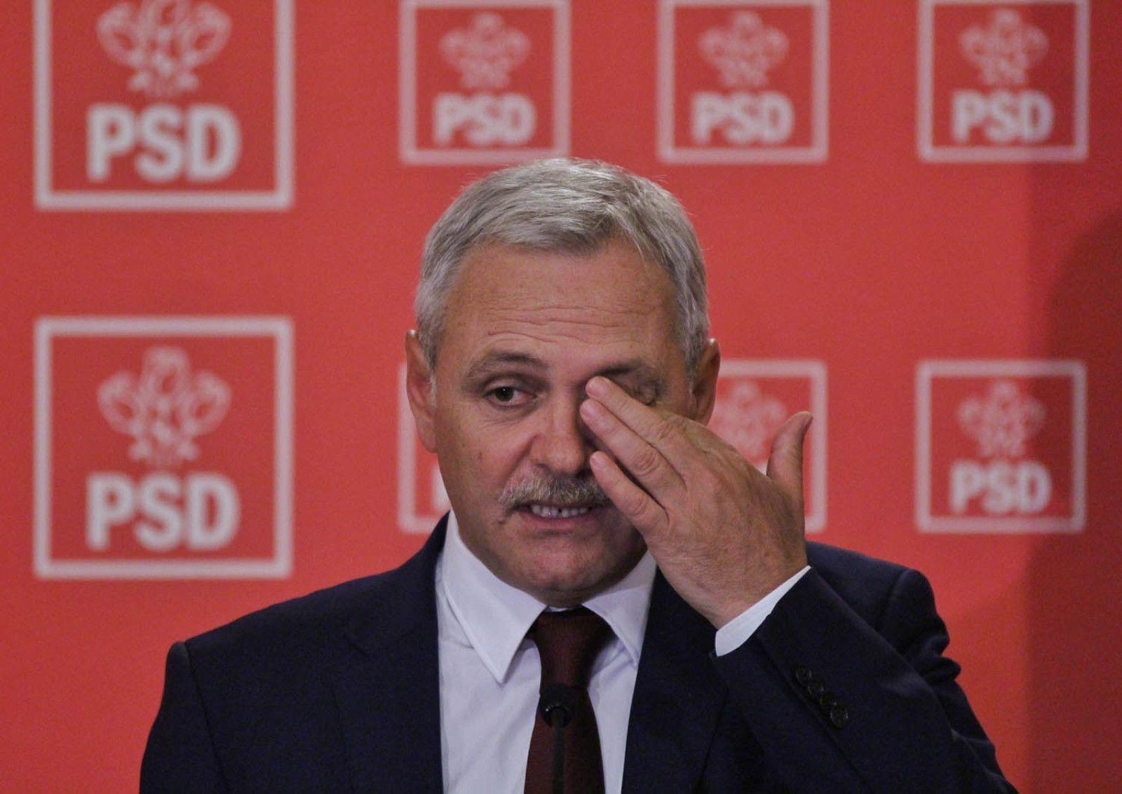 Romania prosecutors request prison sentence for Liviu Dragnea