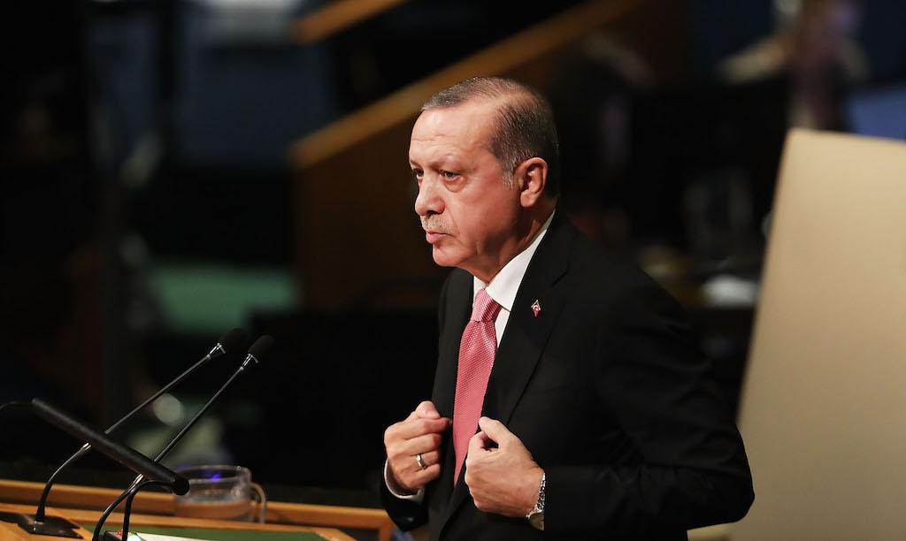Turkey asks Israeli envoy to leave, recalls envoys in Tel Aviv and Washington for consultations