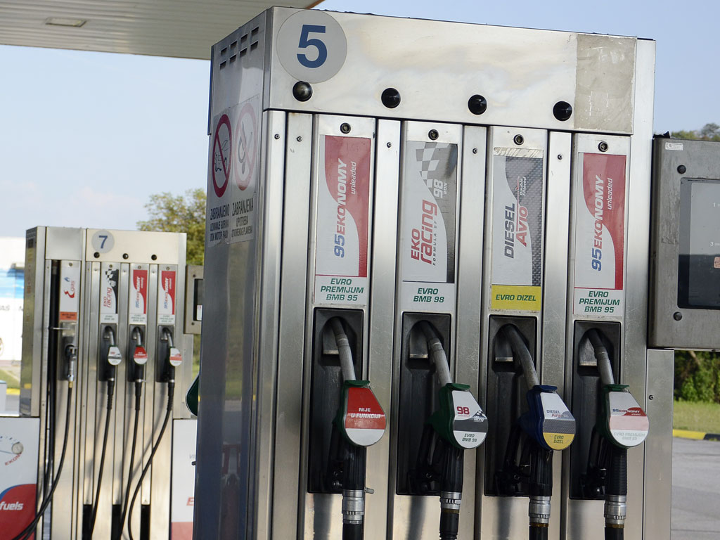Price of fuel in FYROM goes up