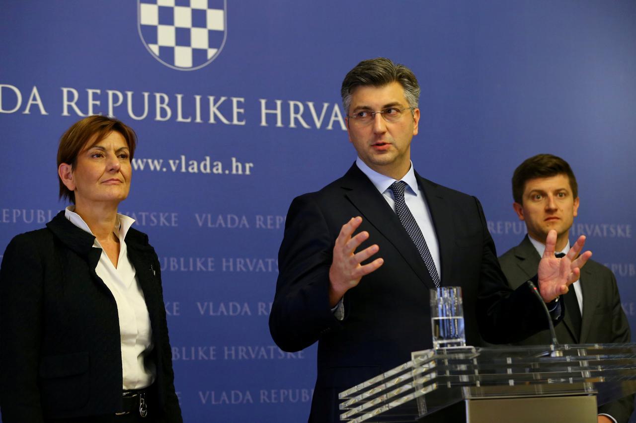 Agrokor haunts Croatia,Deputy PM Dalic quits