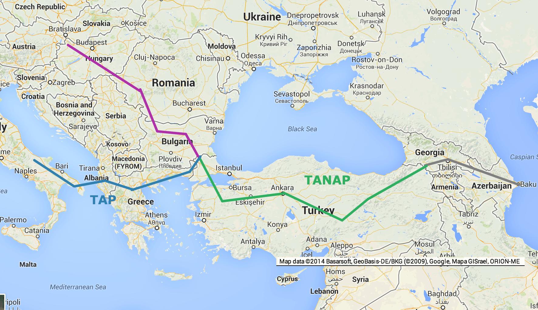 Ξεμπλοκάρει επιτέλους ο ΤΑΡ στην Ελλάδα!
