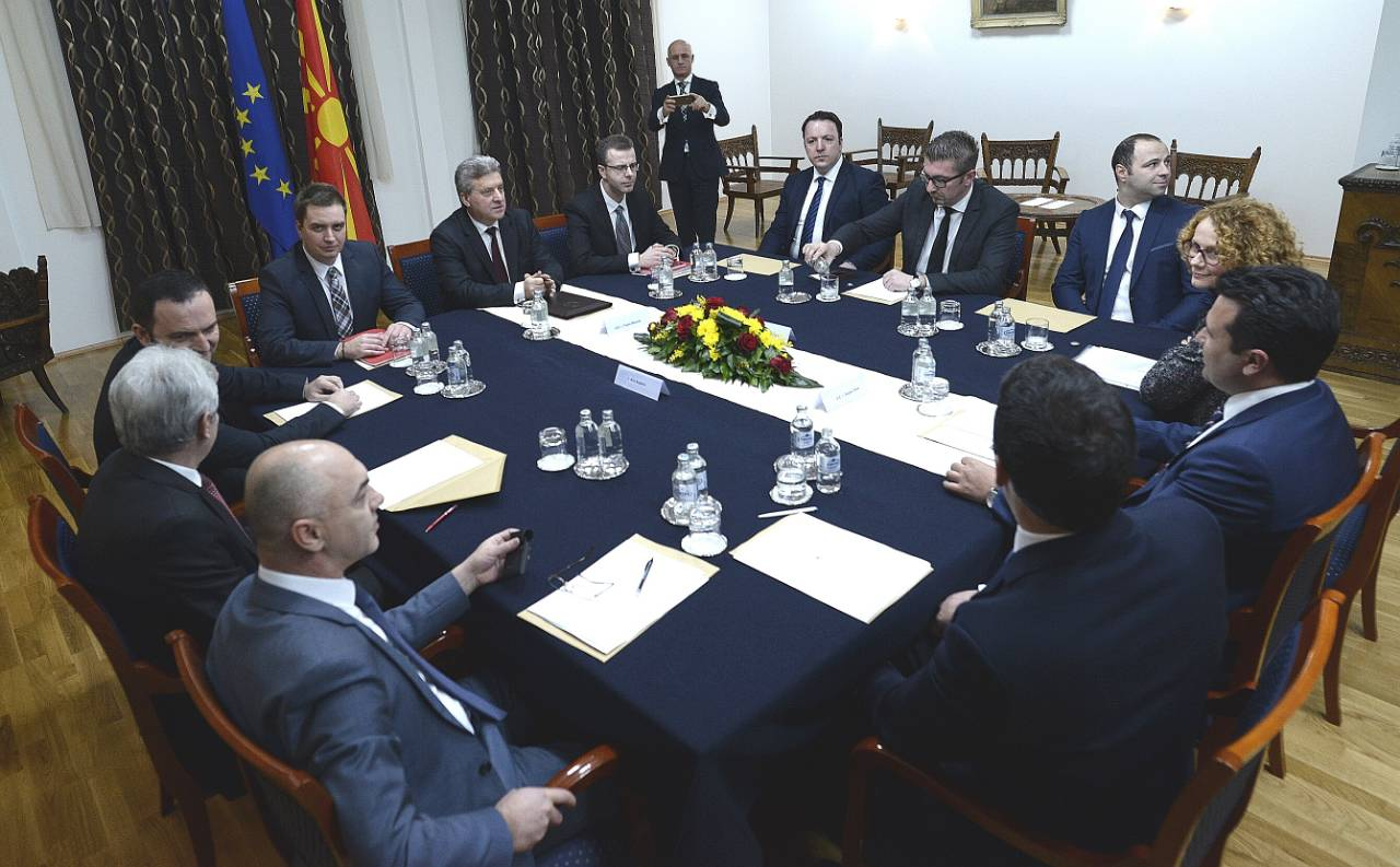 Opposition in FYROM requests a meeting on the issue of the name