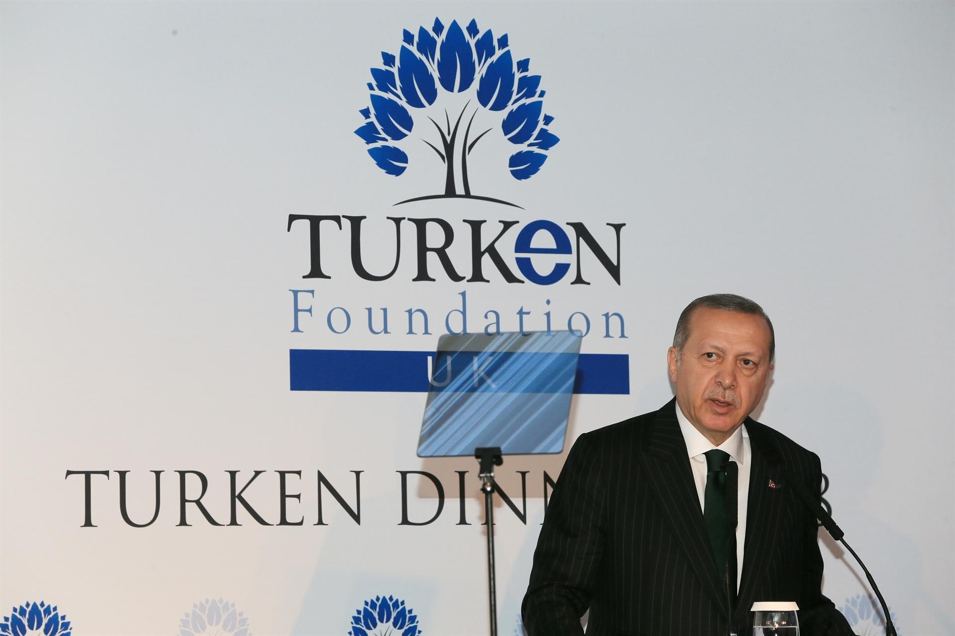 Turkish President: '…east Jerusalem is the capital of Palestine'