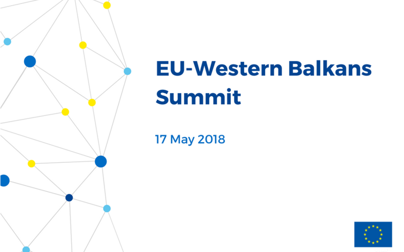 A new era for the Balkan countries the EU-Western Balkans Summit in Sofia