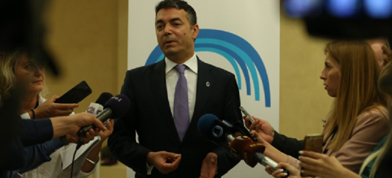 FM Dimitrov: Our duty is to come to a solution that will enable the PMs to meet and shake hands