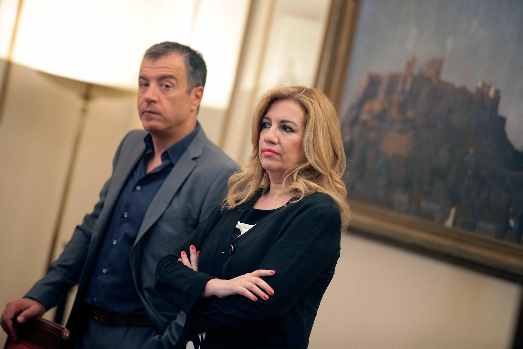Gennimata, Theodorakis clash over Movement for Change strategy