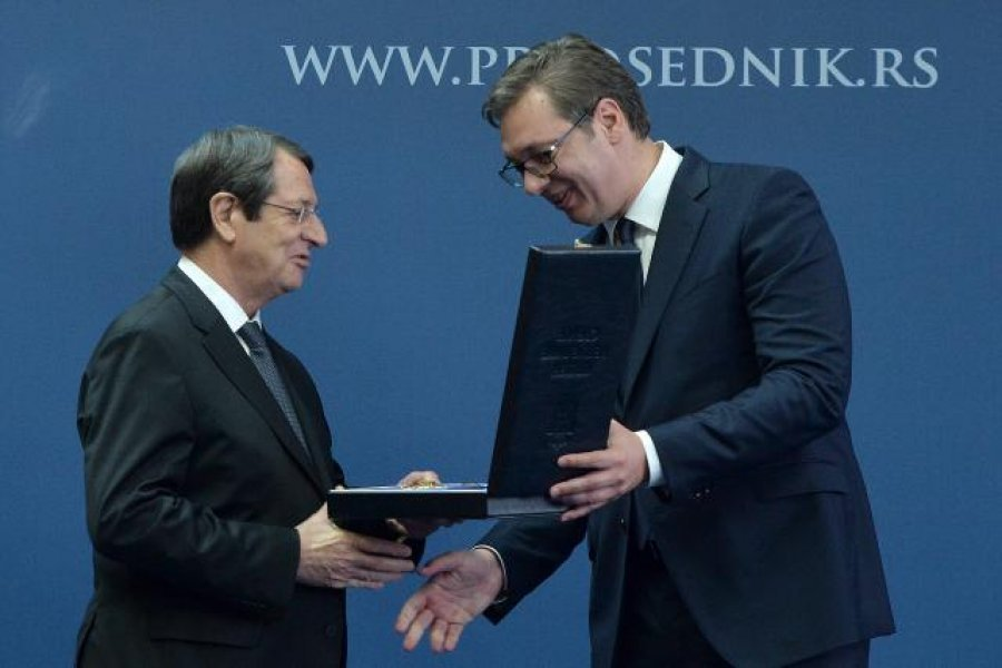 Vucic complains about the chapter 35 concerning Kosovo