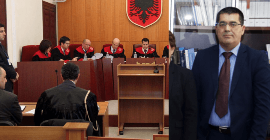 Vetting penalizes yet another judge in Albania