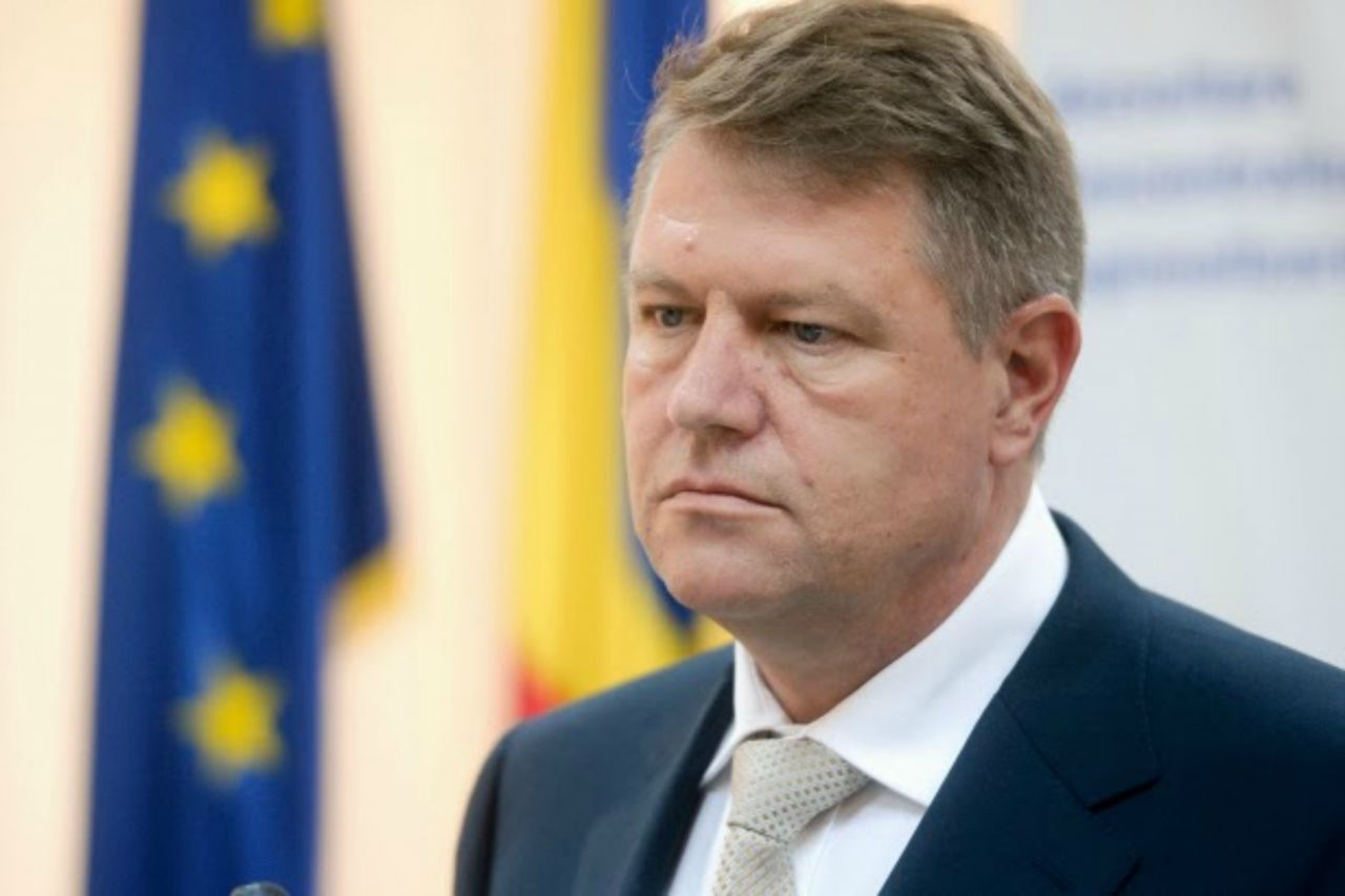 Romanian president fined for a discriminating term he used