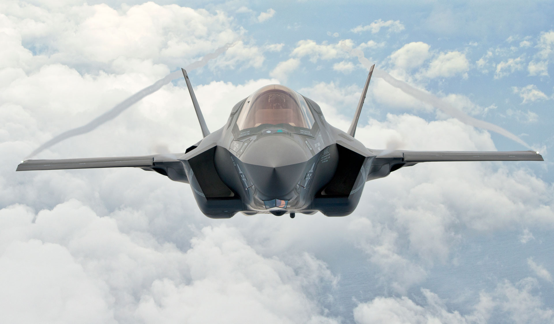 First F-35 fighter jet from the U.S. to Turkey on June 21