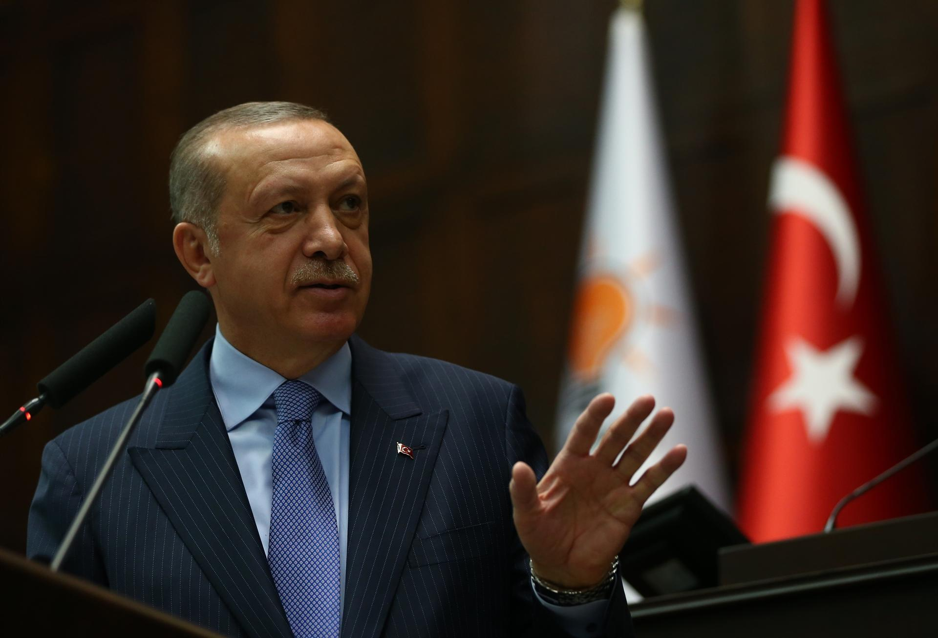 Erdogan 'returns' to the opening of military files of 1915