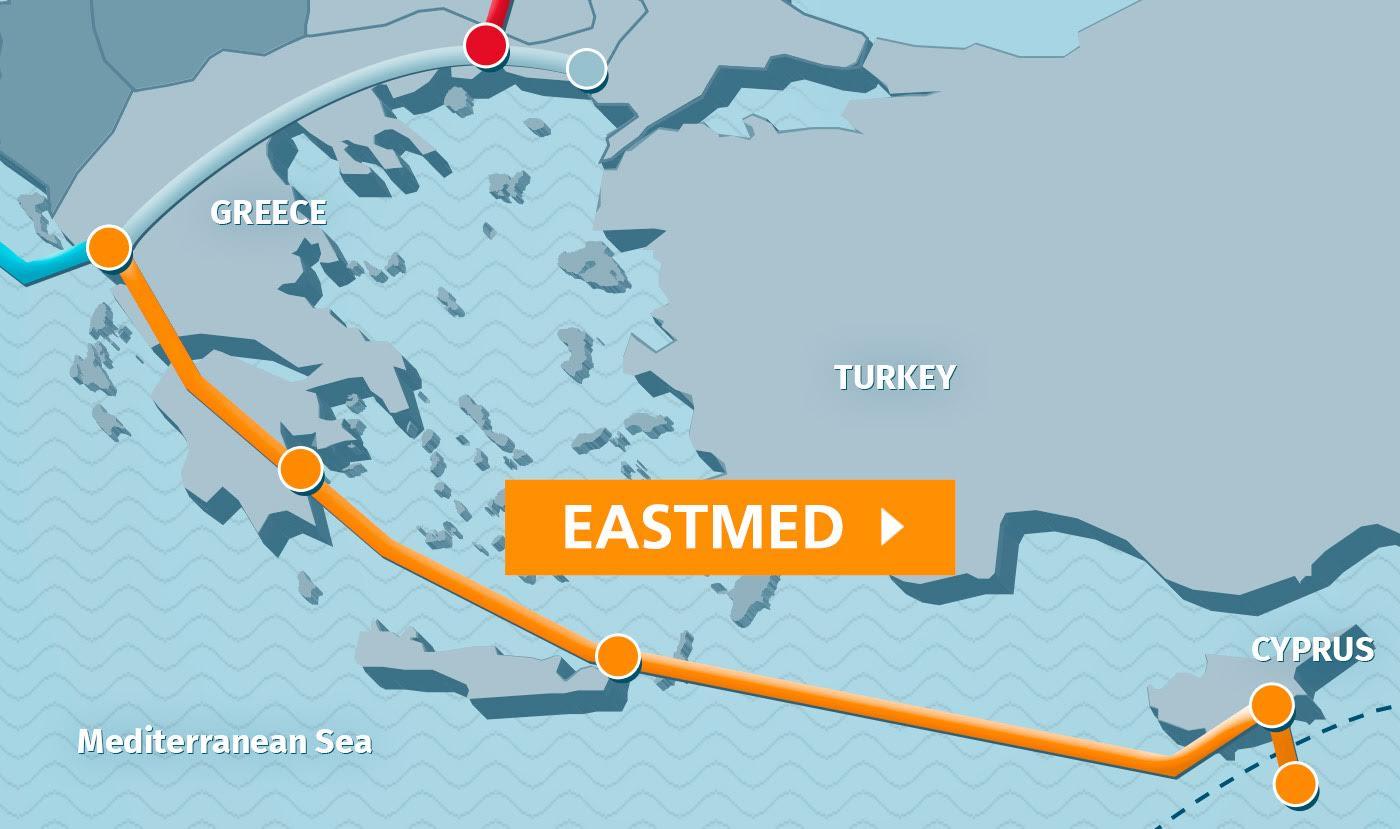 Μερικές αλήθειες για τον αγωγό Φυσικού Αερίου East Med