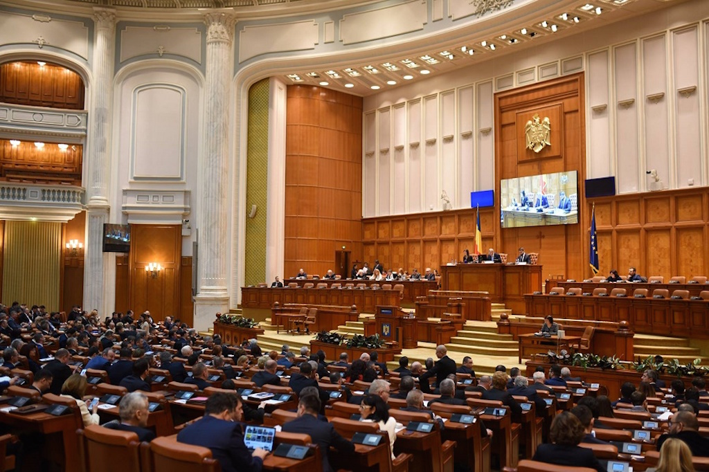Romanian MPs and the amendments to the criminal law