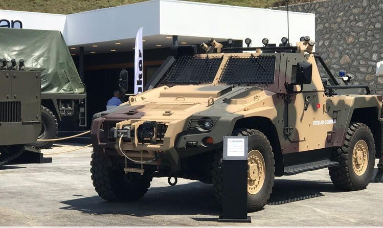 Turkey: New armoured vehicle to be revealed at EFES-2018 drill