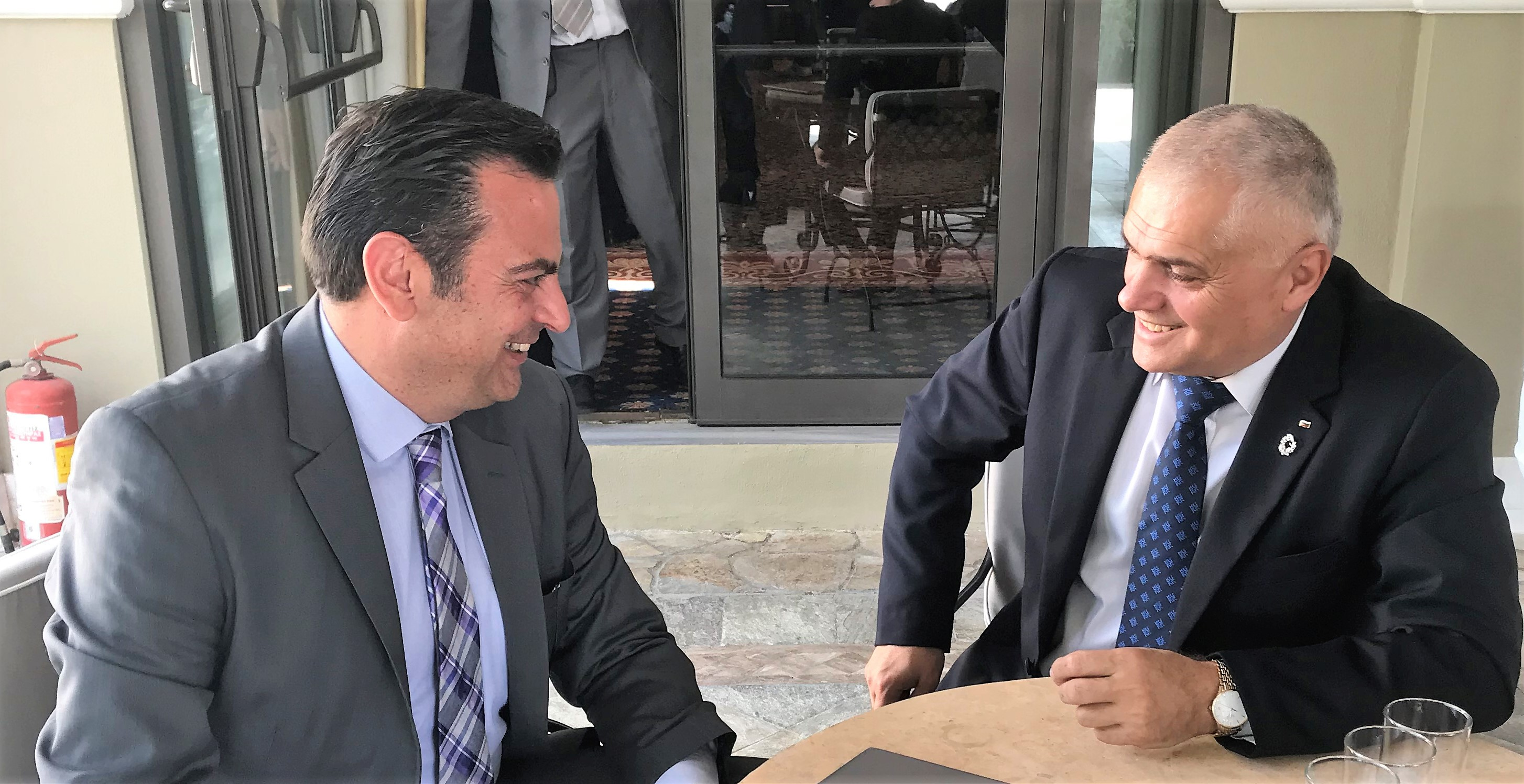 IBNA exclusive interview: Interior Minister Valentin Radev