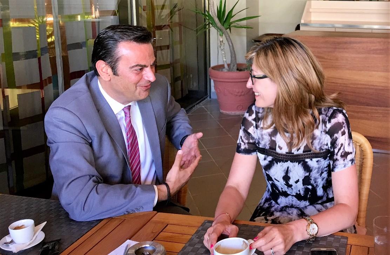 Συνέντευξη E. Zaharieva: Τα Δυτικά Βαλκάνια πρέπει να είναι ψηλά στην ατζέντα της ΕΕ.
