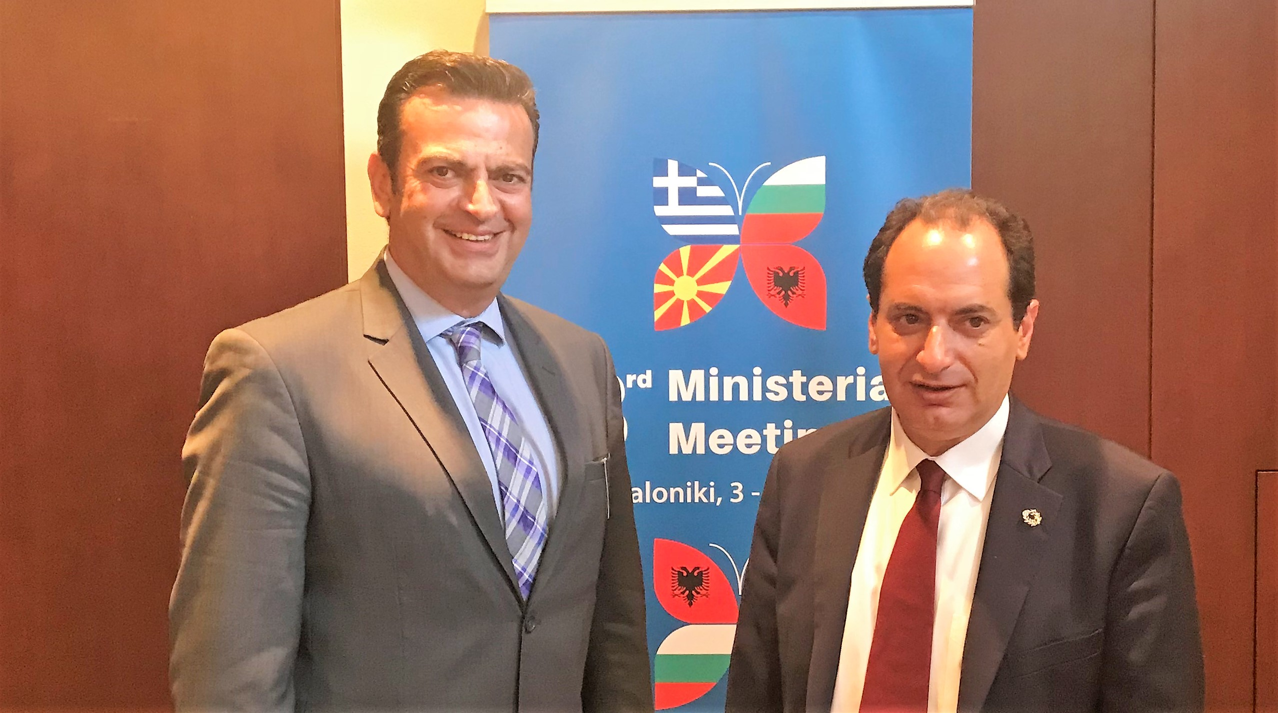 IBNA/Interview with Ch. Spirtzis: Greece uses its geopolitical position to become an intermodal transport hub