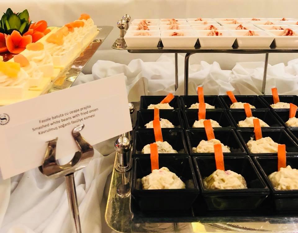 Cultural closeness through taste: Romanian food festival in Ankara