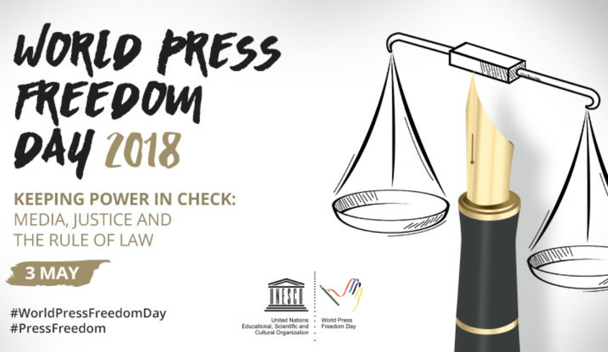 World Press Freedom Day, 3 May 2018 – EU condemns attacks against media and journalists