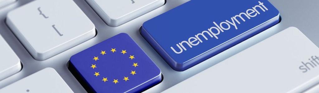 Unemployment in Bulgaria was 5.2% in March 2018, again below EU average