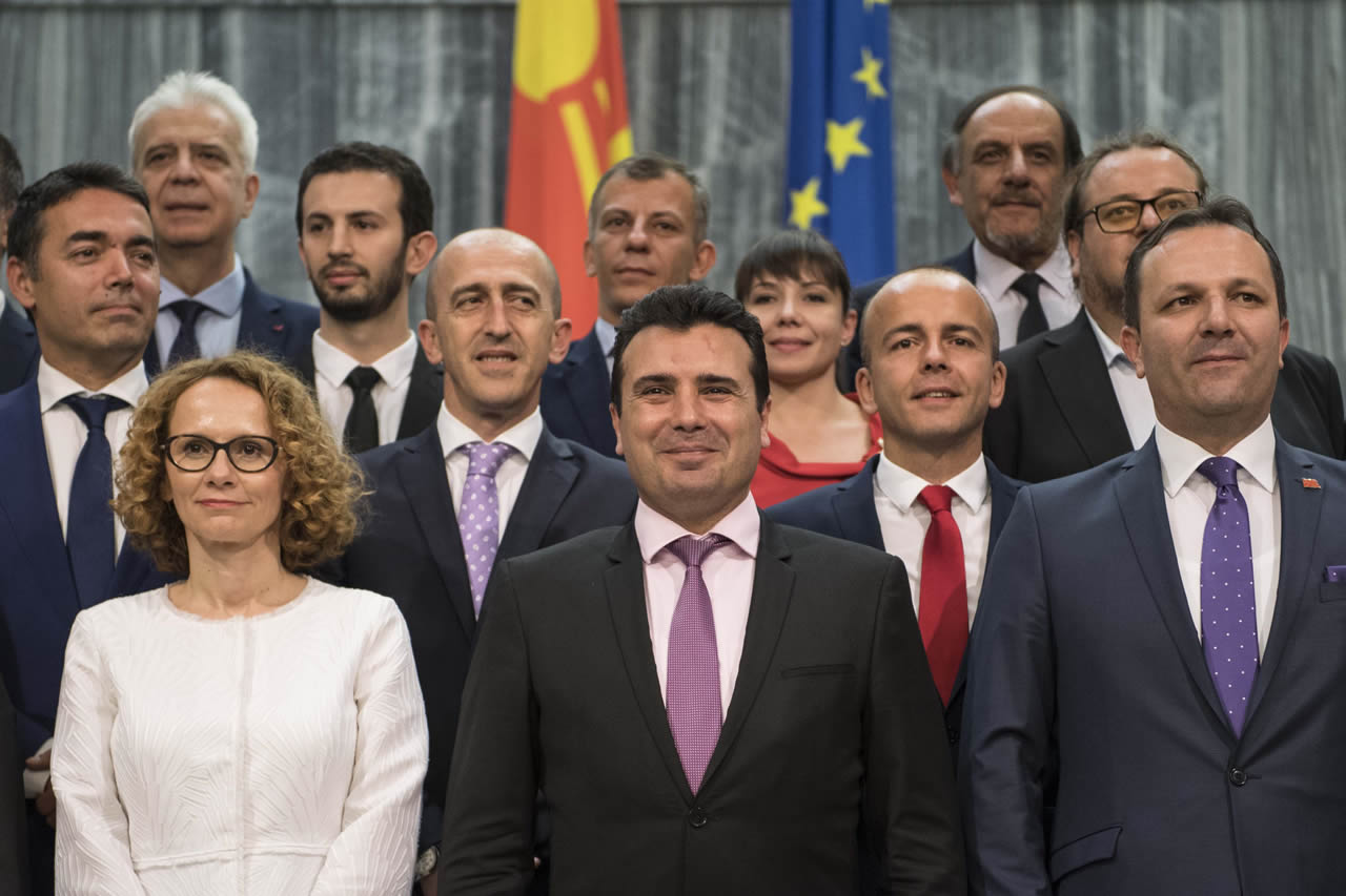FYROM: Zaev is expanding his governing coalition