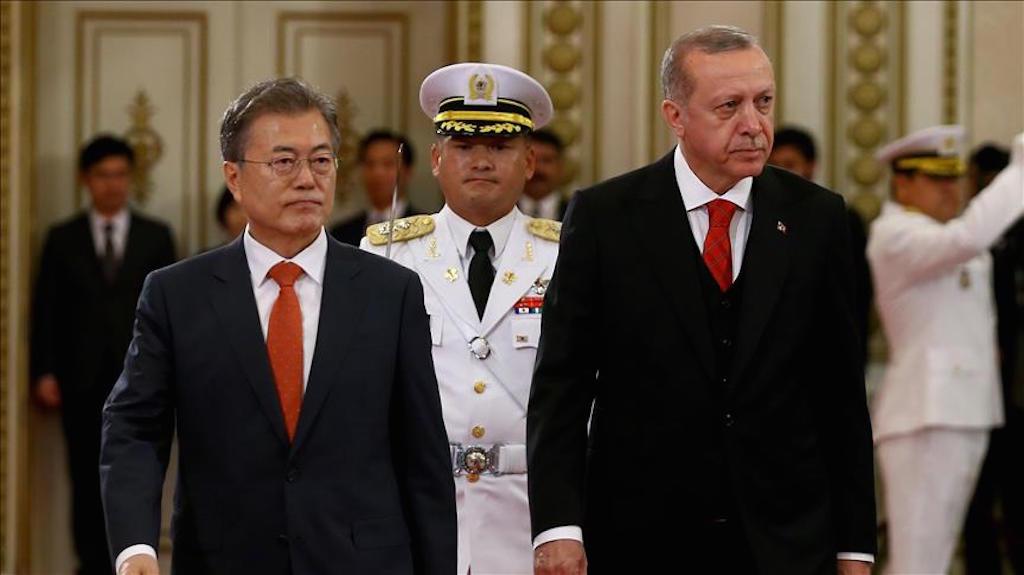 2023 Vision agenda: Turkey-South Korea agree on close co-operation