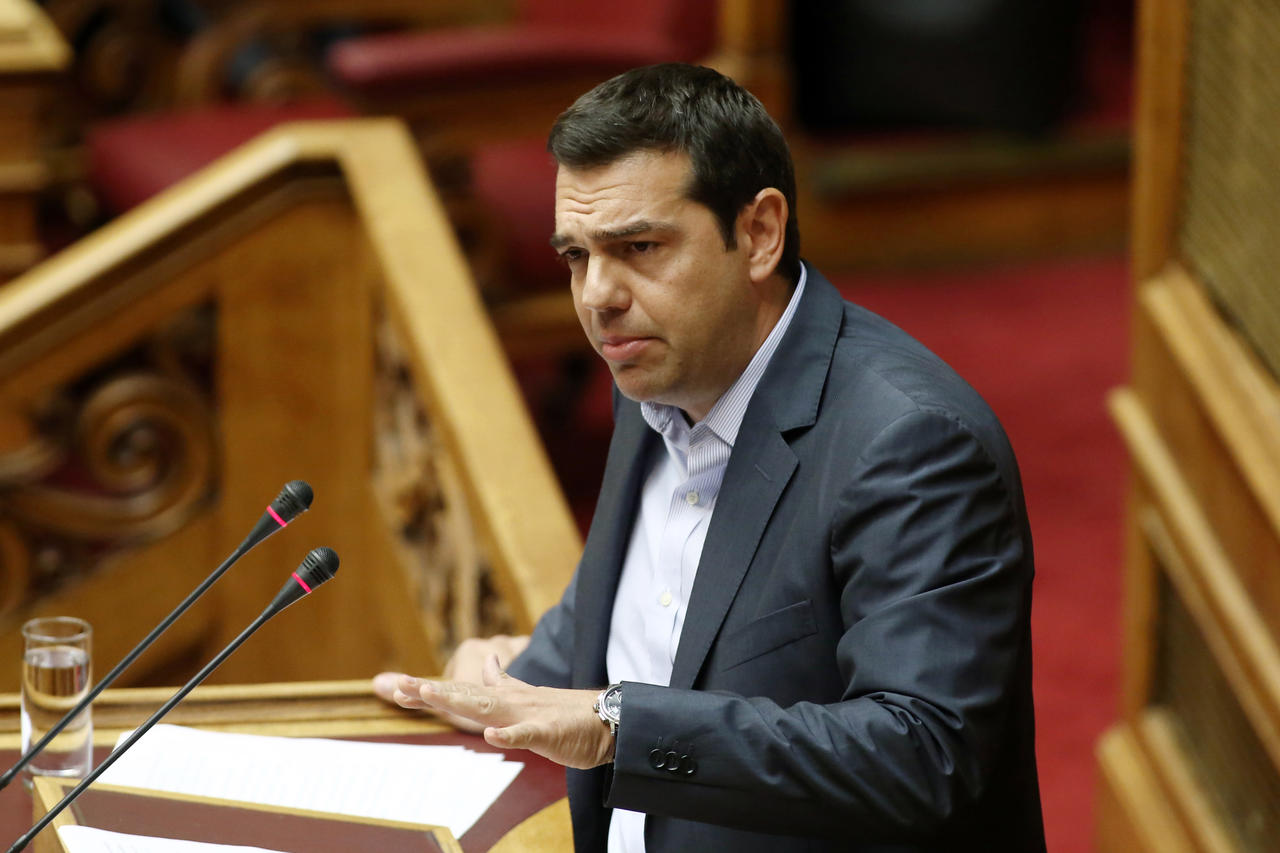 PM Tsipras says Greece is exiting bailout era without fresh commitments
