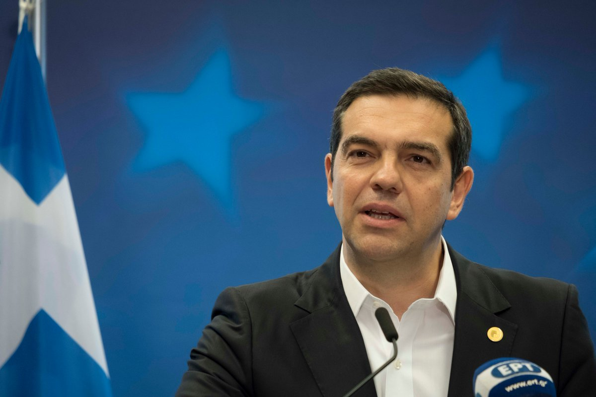 Tsipras planning to regain control of political agenda
