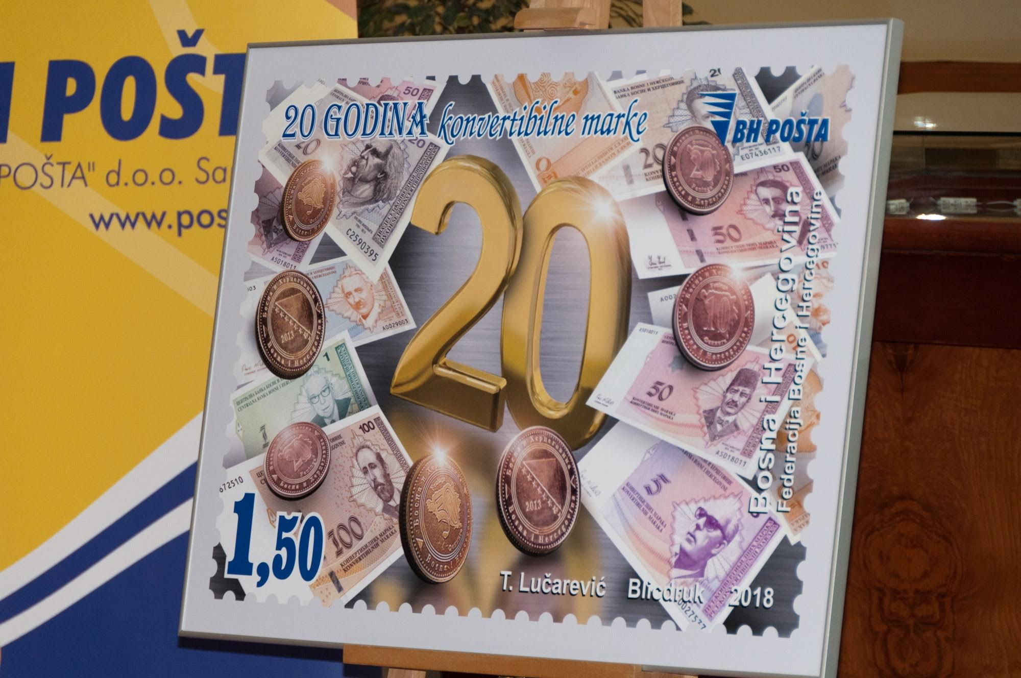 The story of a 'young' currency: The BAM