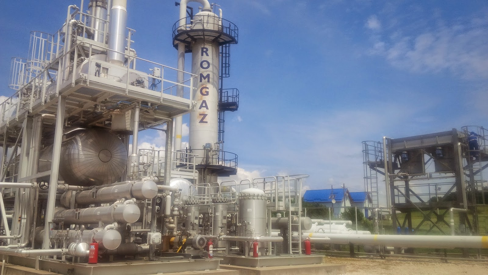 Romania: Romgaz to build SE Europe's largest gas project