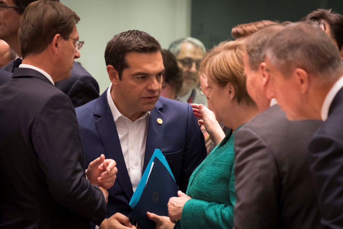 Trilateral meeting of Greece, Germany and Spain in Brussels