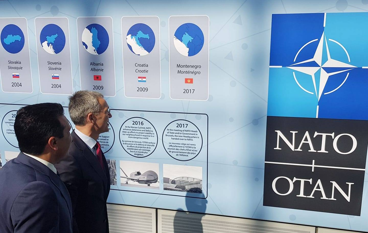 Stoltenberg-Zaev: Finalization of the agreement will be followed by accession in the NATO