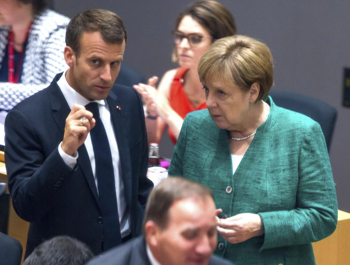 EU leaders makecompromises between them on migration