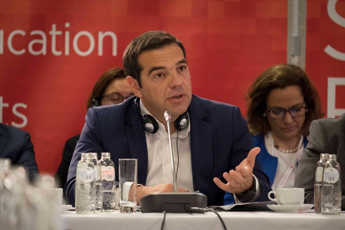 Party of European Socialists congratulates Alexis Tsipras
