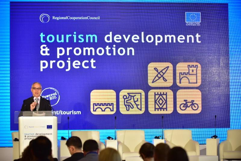 The RCC project unites the field of tourism in the region