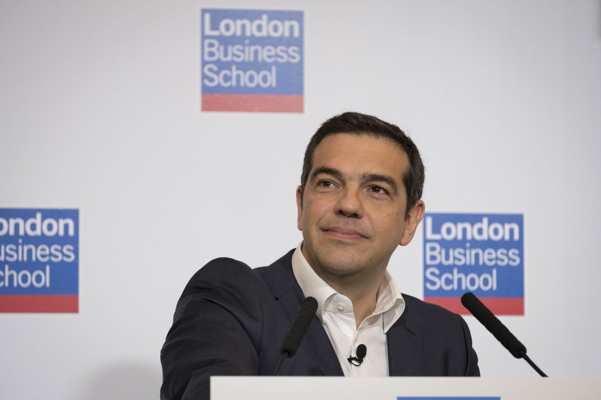 Tsipras: Greece is now a case study of economic recovery