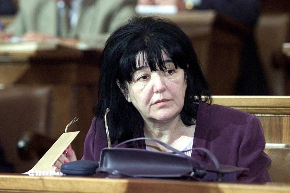 Milosevic's widow sentenced to one year in prison