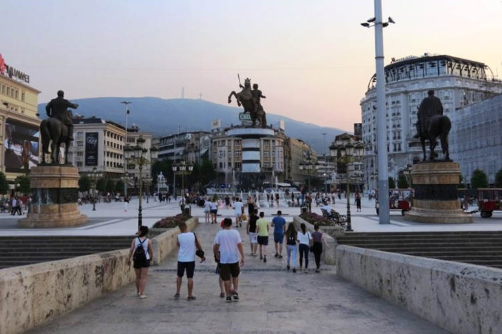 Reactions in Skopje about the start of accession talks