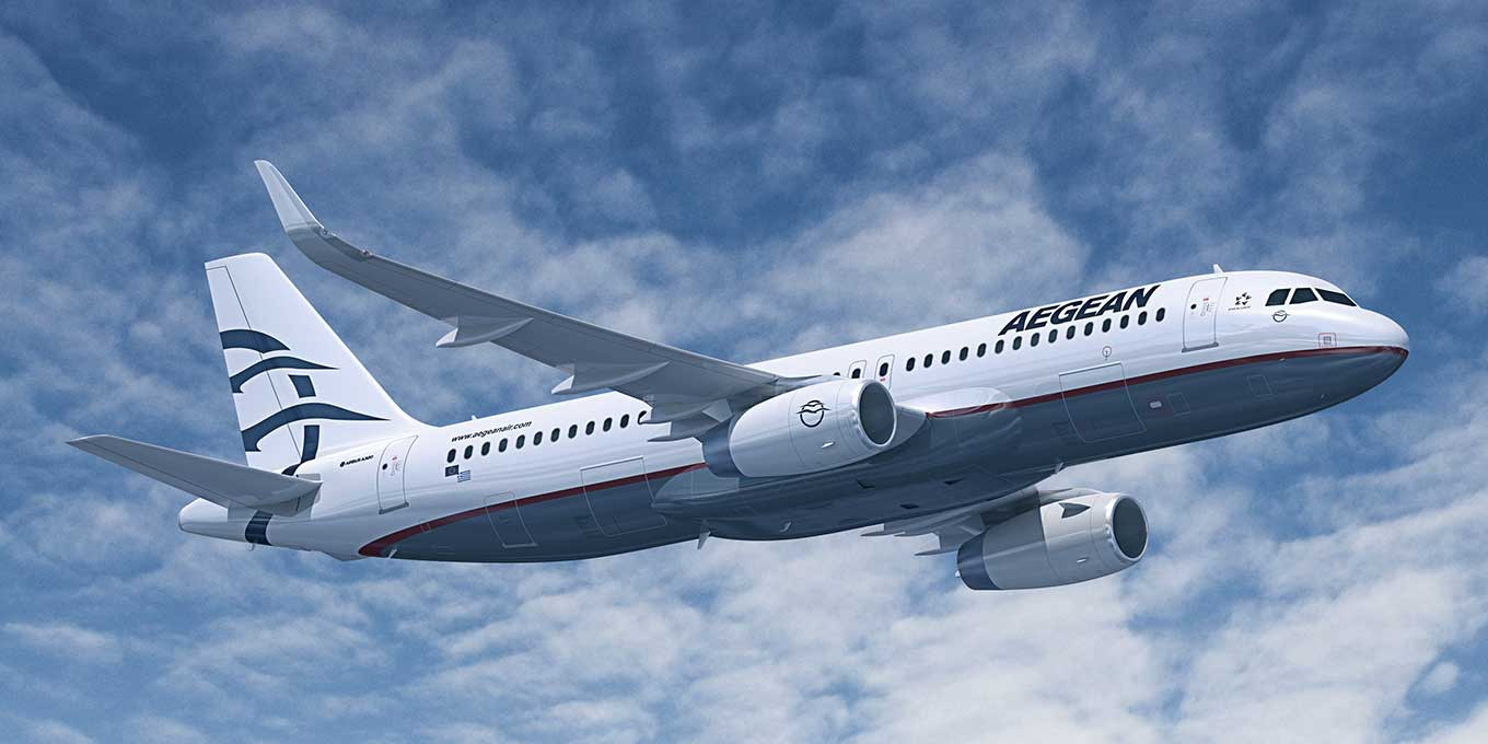 Aegean confirms purchase of30 A320neo family aircrafts