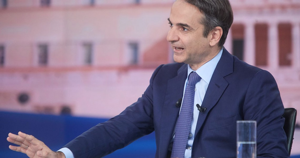 Mitsotakis attacks government over foreign policy, economy