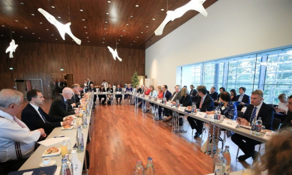 """""""Friends of Albania"""" meeting at the EU Foreign Affairs Council"""