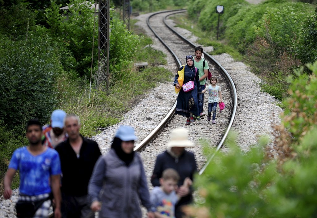 Skopje dismisses the possibility for the opening up of refugee camps