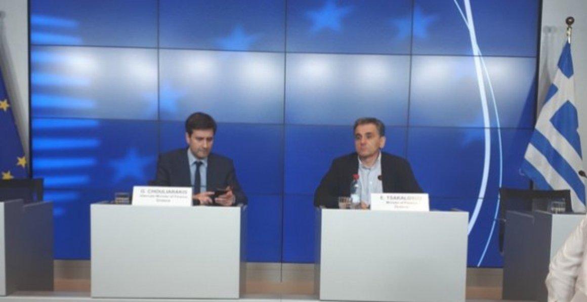 Eurogroup seals historic agreement on Greek debt relief