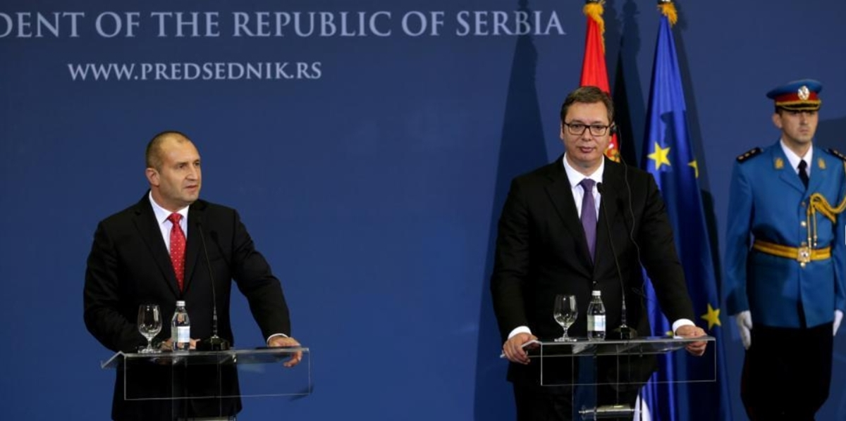 Bulgarian President Radev in Belgrade: Reconciliation in the Balkans needed for European future