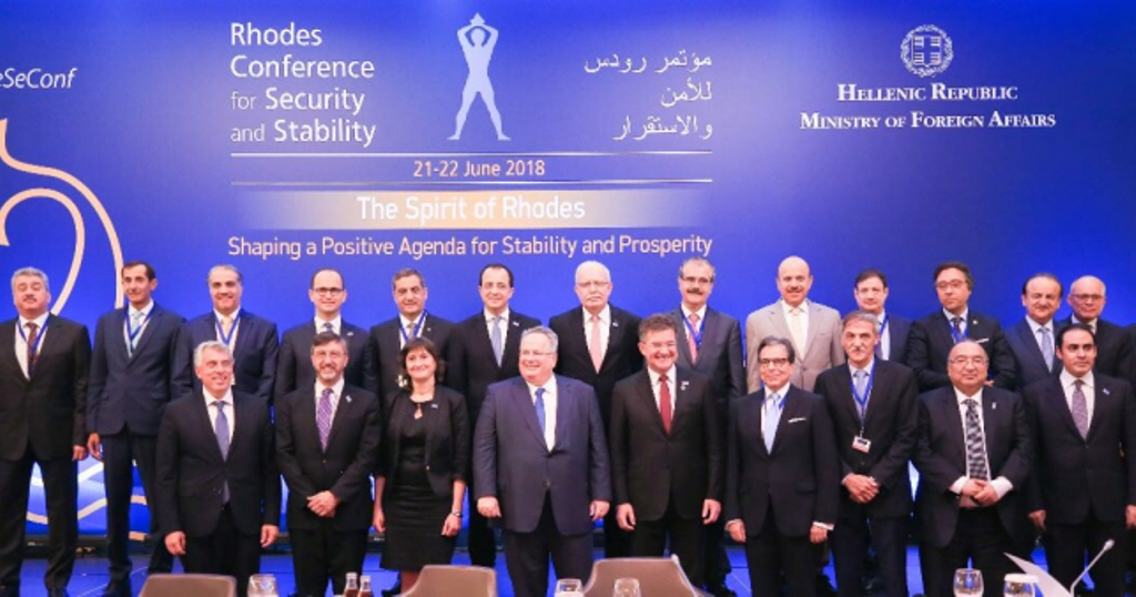 """""""New security challenges require enhanced cooperation"""""""