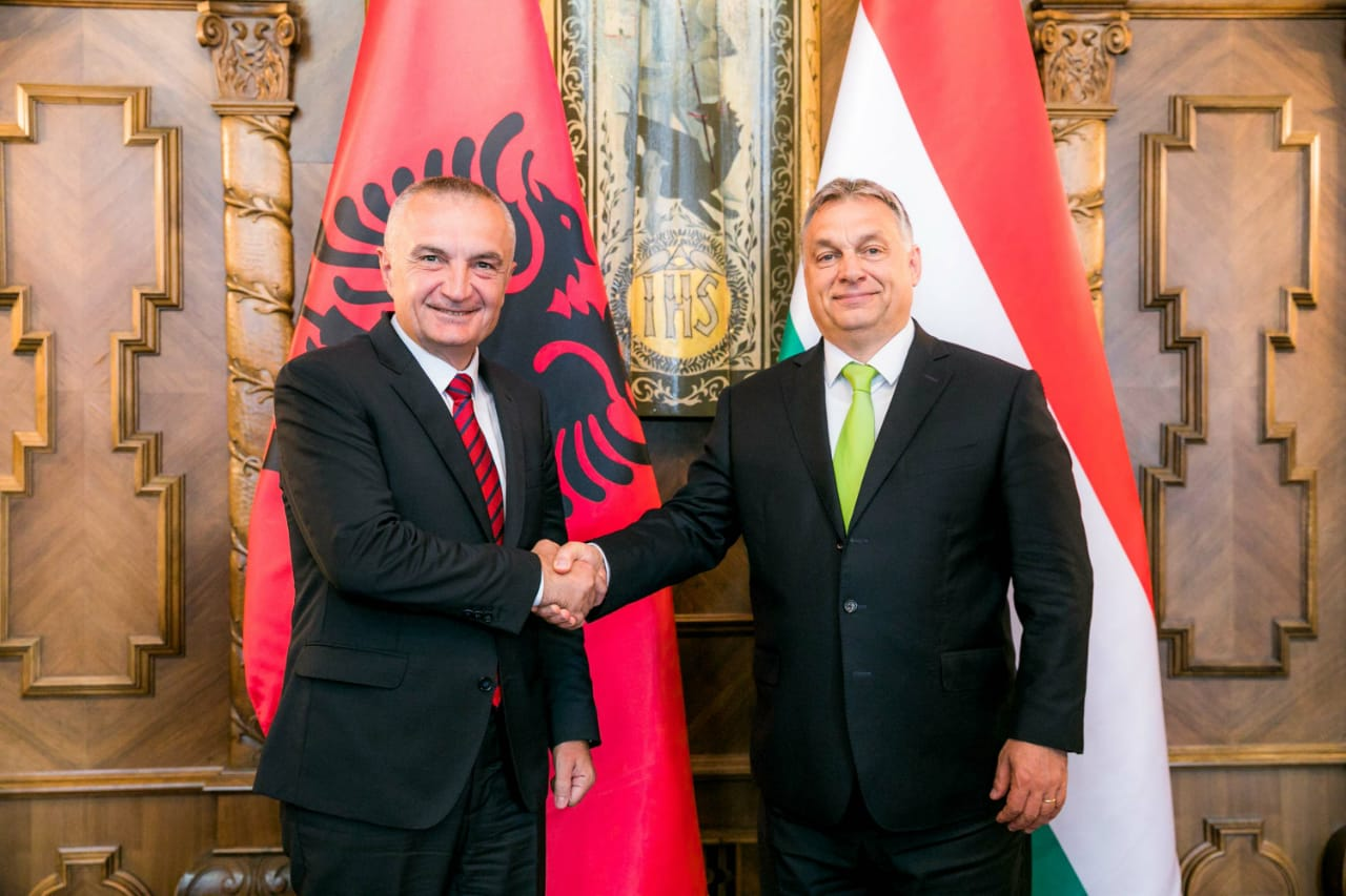 Meta-Orban: Albania and Hungary should intensify ties