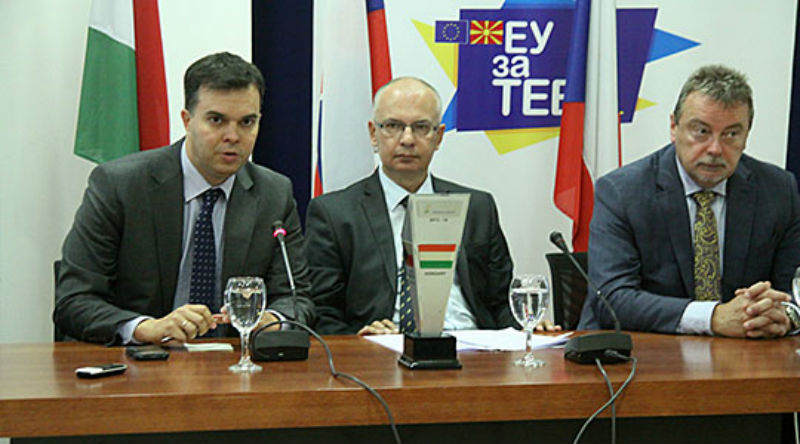 Visegrad Group expects fYROM to start EU accession talks next week