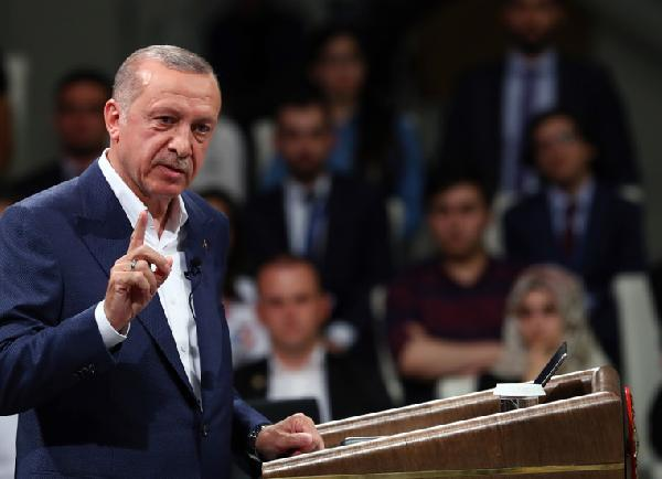 Turkey to construct third nuclear power plant, says Erdogan
