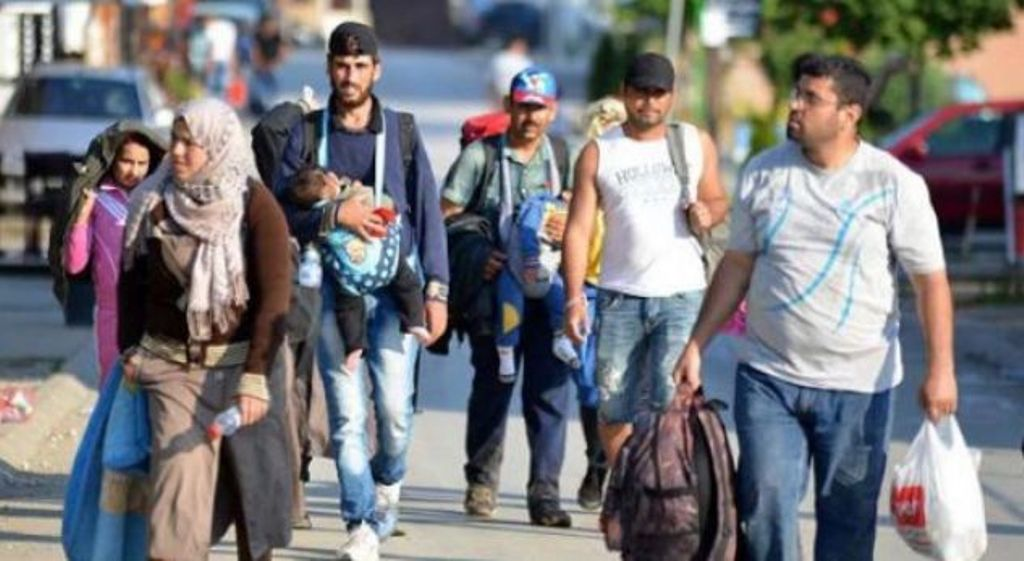 2500 refugees stopped in Albania in 2018