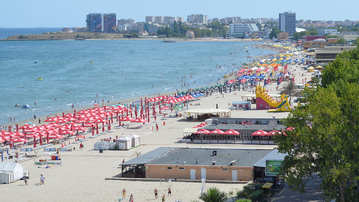 New beaches against coastal erosion in Romania, with EU funds